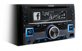 CDE-296BT Bluetooth 2-din